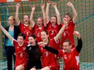 Futsal: B-Mädchen dürfen jubeln