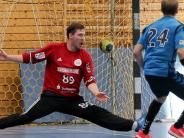 Handball Bayernliga: Ein Torwart als Kreisläufer