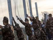 Flüchtlingskrise: Wie Europa mit Grenzzäunen aufrüstet