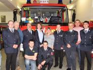 Verein: Feuerwehr freut sich über moderne Ausrüstung