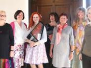 Empfang in Friedberg: Frauen bei der Bildung im Aufwind