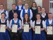 Hauptversammlung in Schmiechen: Musikverein Schmiechen bereitet sich auf das Frühjahrskonzert vor