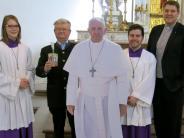 : Ministranten wollen zum echten Papst nach Rom