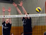 Volleyball 3. Liga: Nah dran, aber nicht nah genug