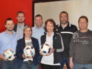 Versammlung: TSV-Fußballer vertrauen ihrer Führung
