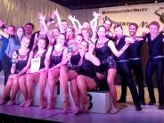Tanzen: Magic Diamonds feiern Erfolg in der Showtanznacht