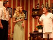 Theater in Eurasburg: Knödel bringen Kleinstadt auf Trab