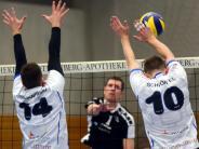 Volleyball: Spanferkel und Spiele