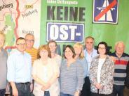 Umwelt in Friedberg: Osttangente ist das zentrale Thema