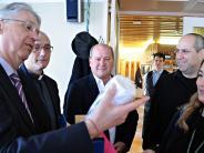 Städtefreundschaft in Mering: Offizielle Vertreter aus Karmiel besuchen Mering