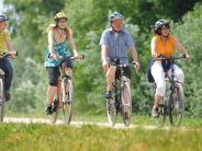 Projekt in Ried: Mit dem Fahrrad zu den Nachbarn