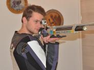 Kleinkaliber-Schießen: Der Stadtkönig kommt aus Ottmaring