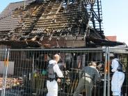 Aichach-Friedberg: Nach dem verheerenden Feuer in Kissing sitzt der Schock tief