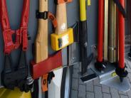 Polizei: Teures Werkzeug aus Bauwagen gestohlen