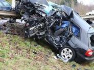 Prozess: Zwei Jahre Haft nach tödlichem Autounfall