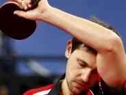 Tischtennis: Wenn's mal wieder länger dauert