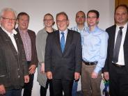 Politik: Freie Wähler setzen auf Erich Nagl