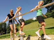 Gesundheit in Friedberg: Fitnessstudio unter freiem Himmel