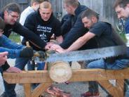 Vatertag in Mering: Kräftemessen bei den Meringer Flachlandgames