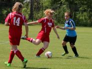 Schulsport Fußball: Mädchen schrammen am Sieg vorbei