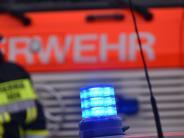 Brandstiftung in Friedberg: Unbekannte legen Feuer an einer Gärtnerei