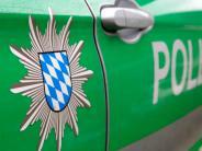 Polizeieinsatz in Friedberg: 10000 Euro Schaden bei Unfall
