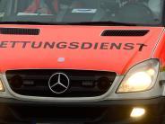Unfall bei Merching: Ausflug am Vatertag endet im Krankenhaus