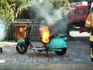 Technik: Wenn der Akku in Flammen aufgeht