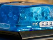 Polizeireport Unterbergen: Traktorfahrer übersieht Radlerin