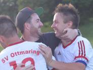 Fußball-Relegation: Große Freude beim SV Ottmaring