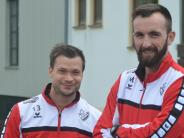 Fußball Relegation: Merching will's packen