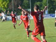 Fußball-Relegation: Drei Tore zum perfekten Zeitpunkt