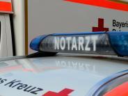 Kreis Augsburg: 82-Jähriger stirbt nach Fahrradsturz
