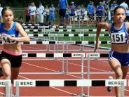 Leichtathletik: Bronze für Sabrina Mayer
