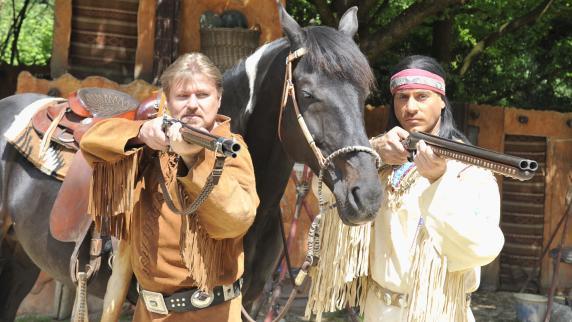 Karl-May-Festspiele in Dasing gehen weiter