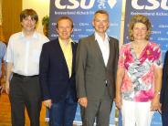 Wahlen im Landkreis Aichach-Friedberg: Peter Tomaschko bleibt Chef der Kreis-CSU