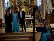 Mering: Moskauer Ensemble überzeugt mit Stimmgewalt