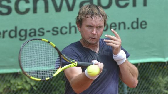 Tennis TC Friedberg: Friedberg bleibt Landesligist
