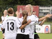 Damen-Fußball: TSV Friedberg feiert ein Jubiläum