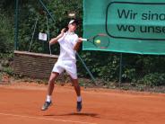 Tennis: Außenseiter hebt im Endspiel ab