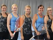 Tennis: Sprung nach oben ist geschafft