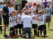 Jugend-Fußball: Der Gastgeber stellt diesmal auch vier Sieger