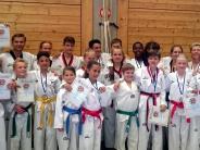 Taekwondo: Viele Titel für Kissinger Sportler