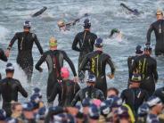 Triathlon: Und plötzlich waren die Schuhe weg