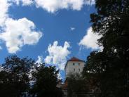 Polizei Friedberg: Alkoholexzesse im Schlosspark von Friedberg