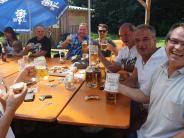 Mering: Biergarten am Badanger mit noch mehr Platz