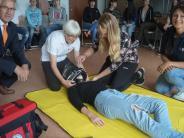 : Realschüler sind fit in Erster Hilfe