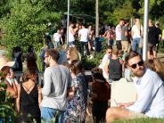 Bilder, Bilder, Bilder: Kuhsee-Triathlon, Südufer-Festival, Kirchweih: Fotos vom Wochenende