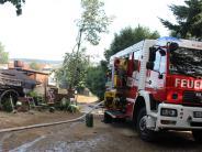Brand: Western-City steht wieder in Flammen
