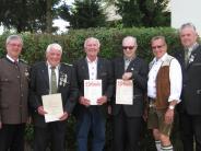 Verein: 190 Jahre Mitgliedschaft